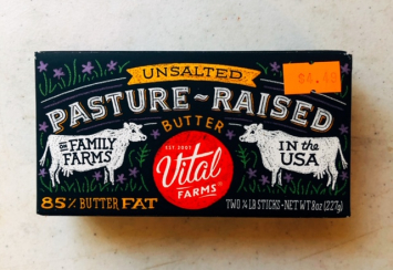 Vital Farms - Unsalted Butter