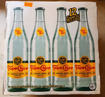 Topo Chico - Mineral Water (case)