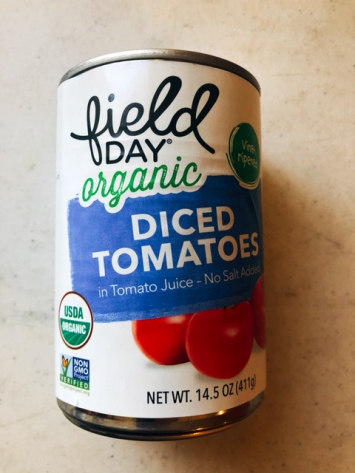 Field Day - Organic Diced Tomatoes