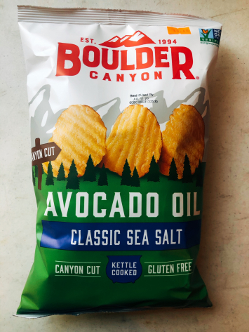 Boulder Canyon - Avocado Oil Potato Chips (Classic Sea Salt)