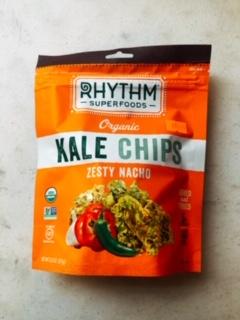Rhythm - Organic Kale Chips (Zesty Nacho)