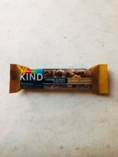 Kind Bar - Caramel Almond & Sea Salt