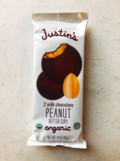 Justin's - Organic Peanut Butter Cups (Milk Chocolate)