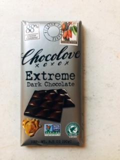 Chocolove - Extreme Dark Chocolate (88%)