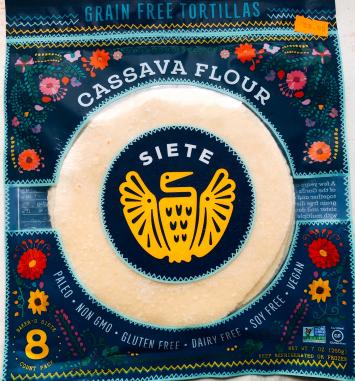 Siete - Cassava Flower Tortillas
