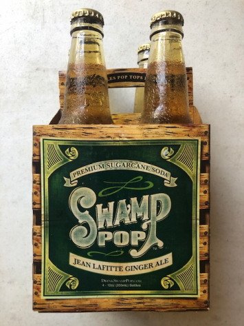 Swamp Pop - Jean Lafitte Ginger Ale
