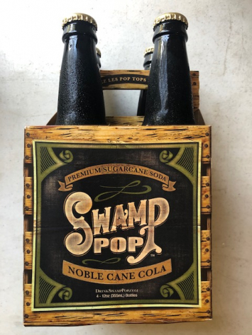 Swamp Pop - Noble Cane Soda