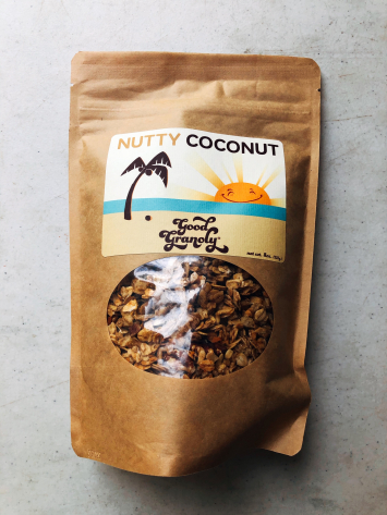 Good Granoly - Nutty Coconut
