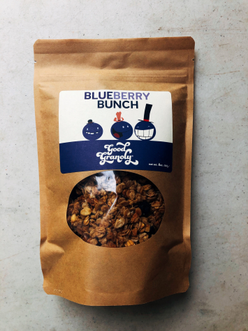Good Granoly - Blueberry Bunch