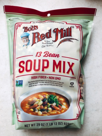 Bob's Red Mill - 13 Bean Soup Mix