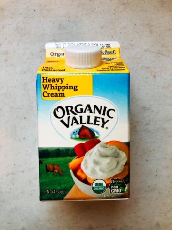 Organic Valley - Heavy Whipping Cream