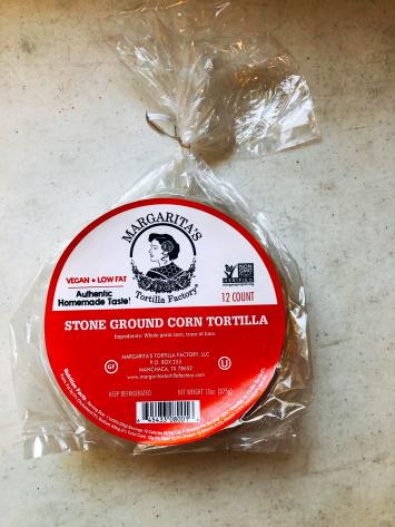 Margarita's - Stone Ground Corn Tortilla