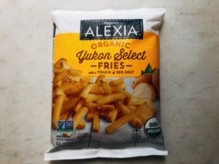 Alexia - Organic Yukon Select Fries