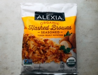 Alexia - Organic Hashed Browns (Seasoned)