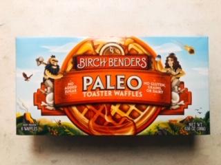 Birch Benders - Paleo Toaster Waffles