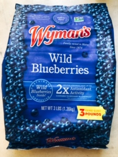 Wyman's - Wild Blueberries