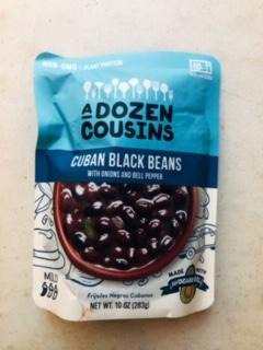 A Dozen Cousins - Cuban Black Beans