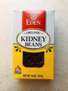 Eden - Organic Kidney Beans (Dry)