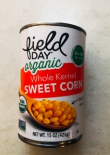 Field Day - Organic Whole Kernel Sweet Corn