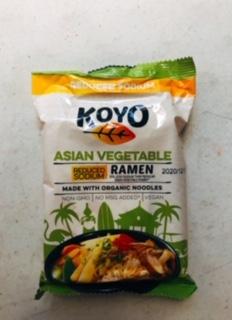 Koyo - Asian Vegetable Ramen