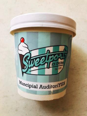 Sweetport Ice Cream - Municipal AuditoriYUM