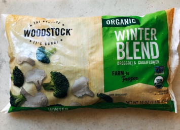 Woodstock - Organic Broccoli & Cauliflower