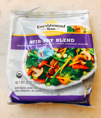 Earthbound Farm - Organic Stir Fry Blend