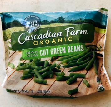 Cascadian Farm - Organic Cut Green Beans ( Frozen)