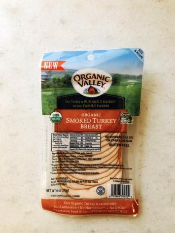 Organic Valley - Smoked Turkey Breast (Deli Sliced)