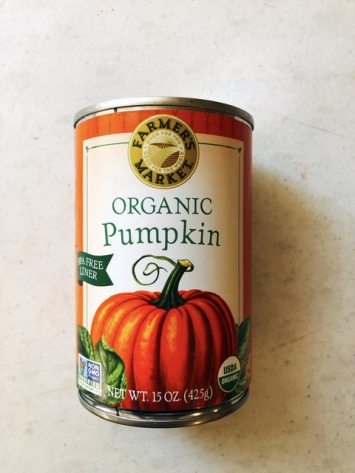 Farmer's Market - Organic Pumpkin (Canned)