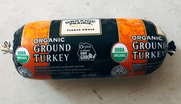 Organic Prairie - Organic Ground Turkey