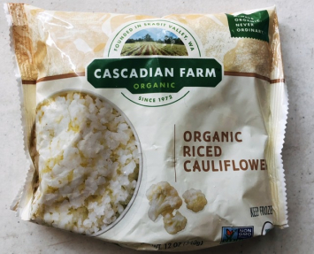 Cascadian Farm - Organic Riced Cauliflower