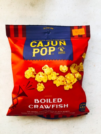 Cajun Pop - Boiled Crawfish