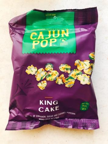 Cajun Pop - King Cake