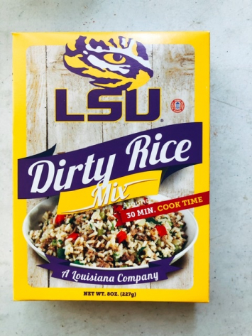 LSU - Dirty Rice Mix