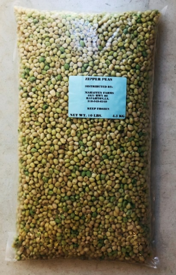 Cypress Grove Produce - Zipper Peas ( Frozen)