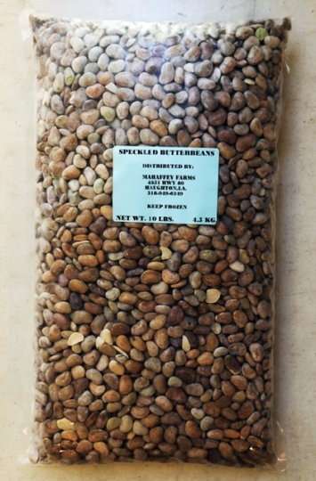 Cypress Grove Produce - Speckled Butter Beans (Frozen)