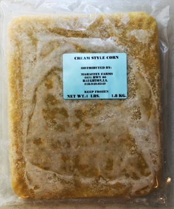 Cypress Grove Produce - Cream Corn (Frozen)