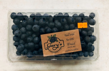 Gary's - Blueberries