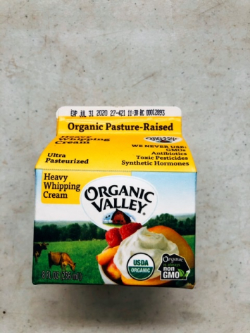 Organic Valley - Heavy Whipping Cream