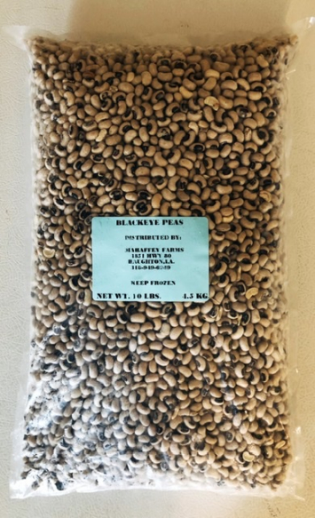 Cypress Grove Produce - Blackeye Peas (Frozen)