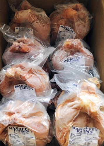 Whole Chickens - Case