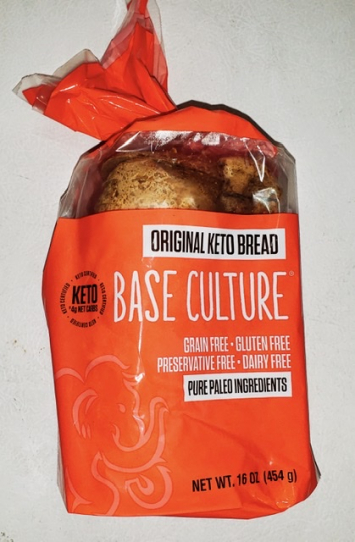 Base Culture - Original Keto Bread