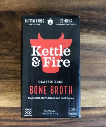 Kettle & Fire - Beef Bone Broth ( 32 oz. )
