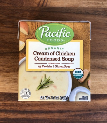 Pacific Foods - Organic Cream of Chicken Condensed Soup