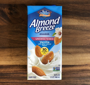 Blue Diamond - Almond Breeze - Vanilla (Unsweetened)