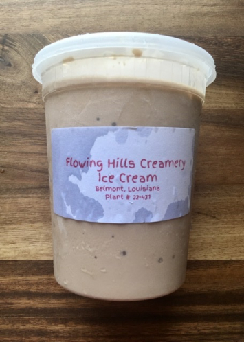 Flowing Hills Creamery - Chocolate Ice Cream Quart