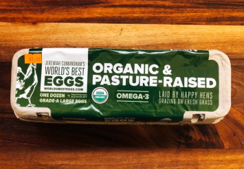 Jeremiah Cunningham's Organic and Pasture Raised Eggs
