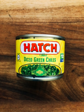 Hatch - Diced Green Chiles - Mild