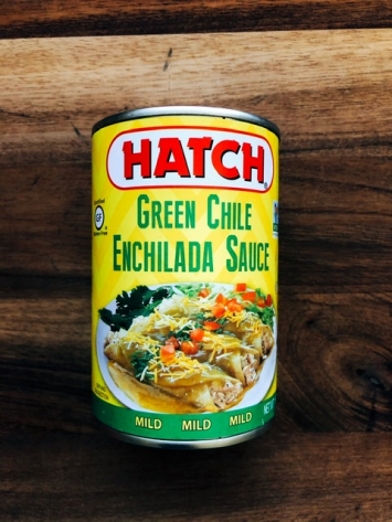 Hatch - Green Chile Enchilada Sauce - Mild
